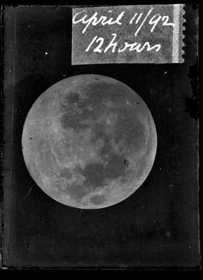 April 11/92 12 hours [Moon]