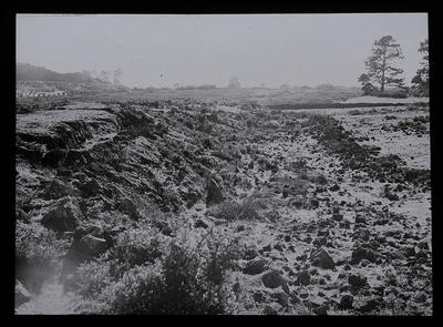 1675 Collapse in lava ,S.E. Mt Smart; Unknown; Late 19th Century-Early 20th Century