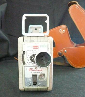 Movie Camera [Kodak Brownie]