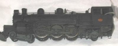 Model - Locomotive