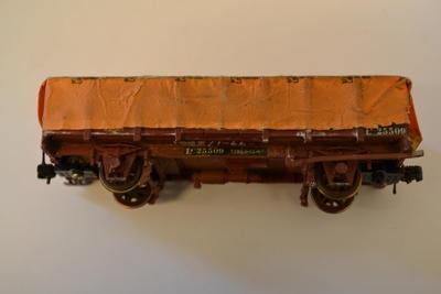 Model Rail Wagon [Lc 25509]