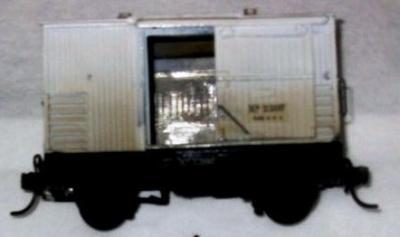 Model - Wagon