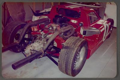 GT 40 Transmission [Heron MK4 sports racing car]