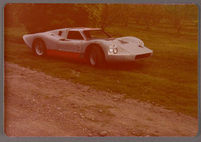 Heron GT replica Ford GT MK IV being built now