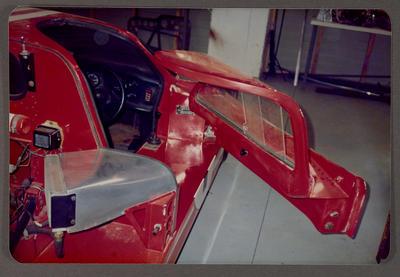 [Heron MK4 GT 40 door interior]