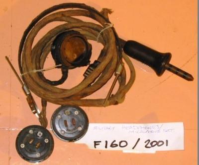 Headphone/Microphone Set