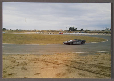 [Heron XR1 during race on track]