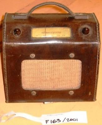 Radio [Strollette]