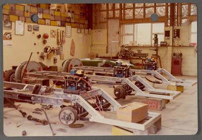 [Heron Spraymasters in construction in workshop]