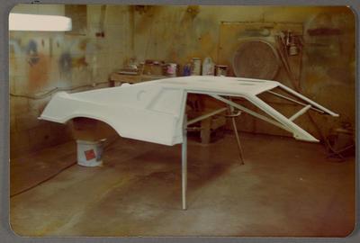 [Heron MJ1 fibreglass mould]