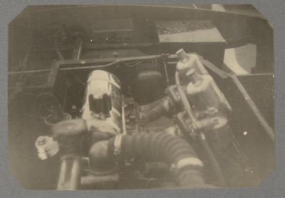 [Automobile engine]