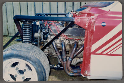 [Refurbishment of automobile at Heron Development Ltd]