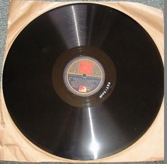 Record - Phonograph