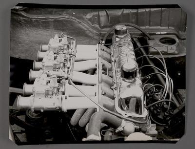 [MK3 Cortina Saloon Car engine]