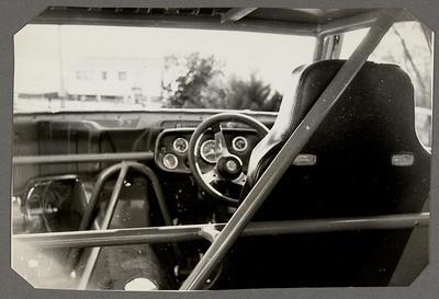 [MK3 Cortina Saloon Car interior]
