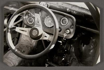 [MK3 Cortina Saloon Car chassis and wheel]