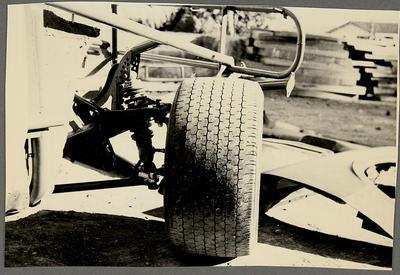 [MK3 Cortina Saloon Car wheel]