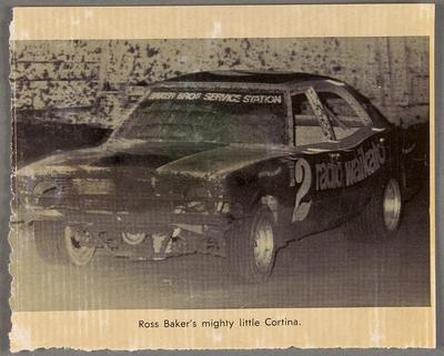 Ross Baker's mighty little Cortina