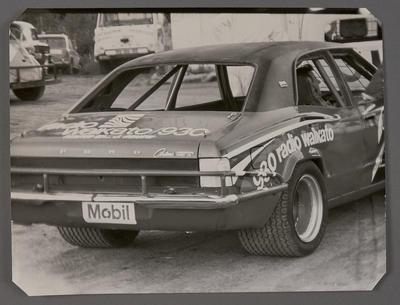 [MK3 Cortina Saloon back view]
