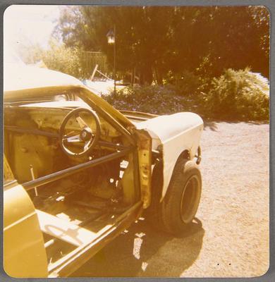 [MK3 Cortina Saloon engine bay]