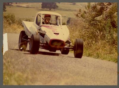 Heron Sprint MK1. Winner N.Z. Sprint Car Championship 1979