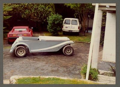 [Heron Sprint MK1 body frame painted]