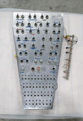 Control Panel [Cell door locking]