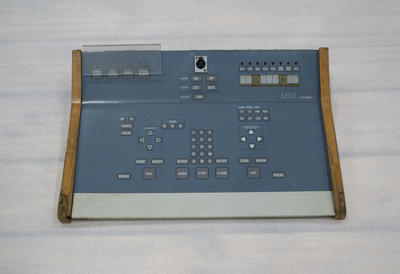 Control Panel [Electrical]