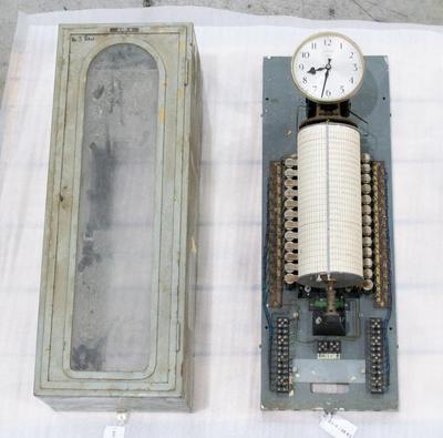 """Patrol Clock [""""Clock 2""""]"""