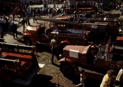 [TV2 16mm film of operational items at MOTAT]