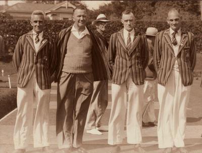 Auckland Transport Club : Winners Jordan Pins season 1941