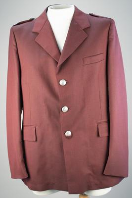 Uniform Jacket [Rail]
