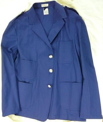 Uniform Jacket [Tranz Rail]