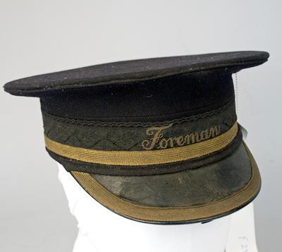 Uniform Cap [Foreman Cap]