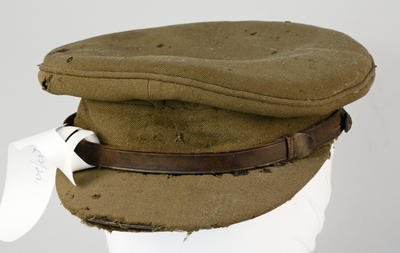 Uniform Cap [NZ Army]