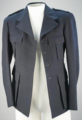Uniform Tunic Jacket [Auckland Transport Board tunic]