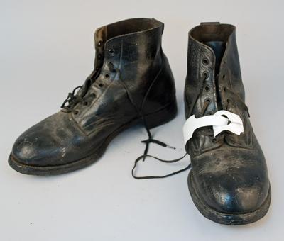 Uniform Boots [NZ Army]