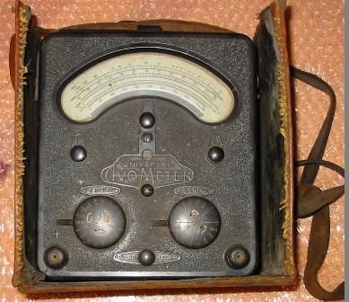 Multimeter - AVO Meter