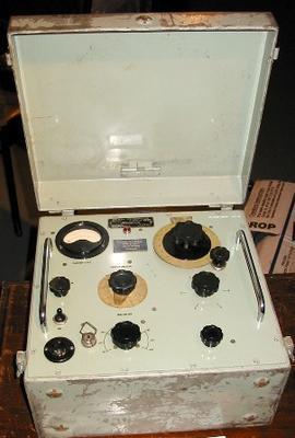 Oscillator - Variable (Signal Generator)