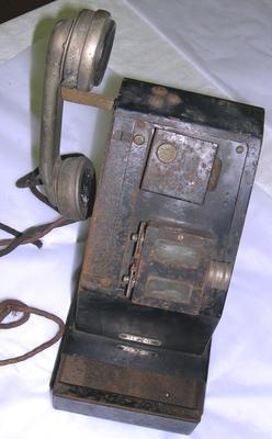 Telephone [Credit Check Telephone]