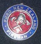 Badge [Ford New Zealand Fireman]
