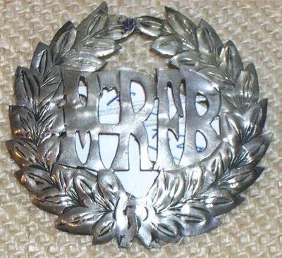 Badge [Mount Roskill Fire Brigade]