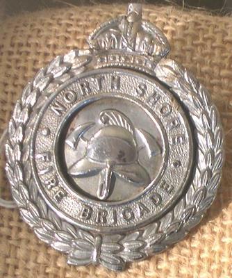 Badge [North Shore Fire Brigade]