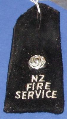 Epaulette [NZ Fire Service]