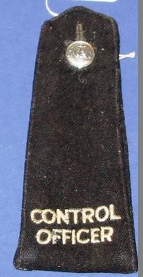 Epaulette [Control Officer]