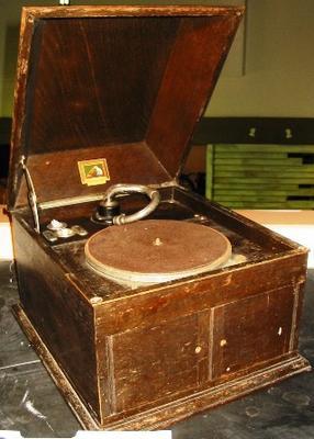 Phonograph - HMV