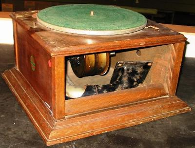 Phonograph - Zonophone