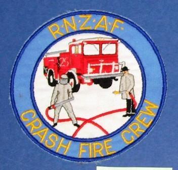 Patch [RNZAF Crash Fire Crew]