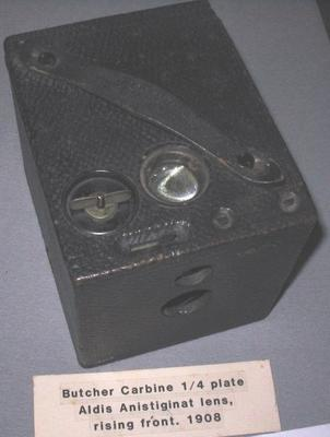 Camera [Butcher Carbine ¼ Plate]