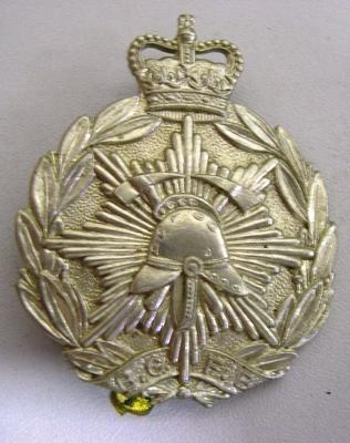Hat Badge [Fire Brigade]